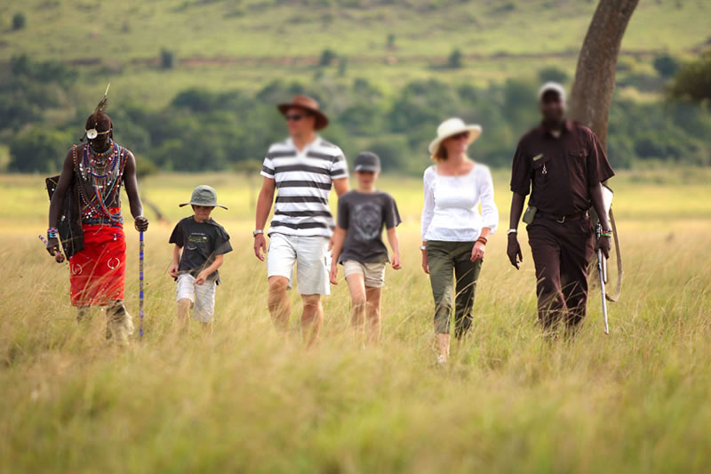 walking safaris in mikumi national park