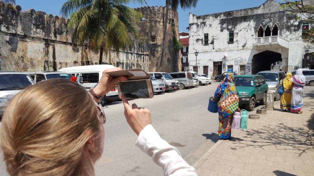 visiting stone town zanzibar